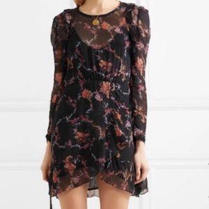 IRO Loxie printed dress